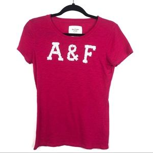 Abercrombie & Fitch T-Shirt Size Small